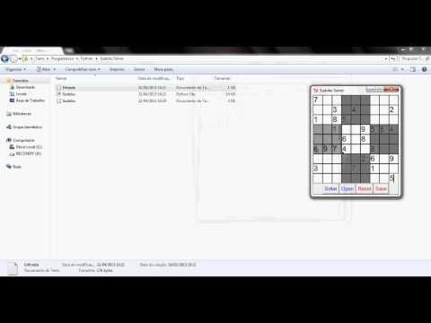 Sudoku Solver - Python