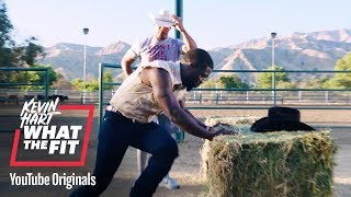 Skinny Jean Strong | Kevin Hart: What The Fit | Laugh Out Loud Network