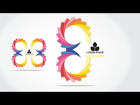 Coreldraw x7 Tutorial   How to make Professional Logo Design Best Tips By AS GRAPHICS