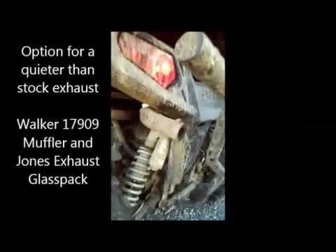 Polaris RZR 800 - Custom Quiet Exhaust - Walkaround