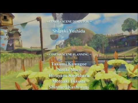 Skyward Sword Ending Credits