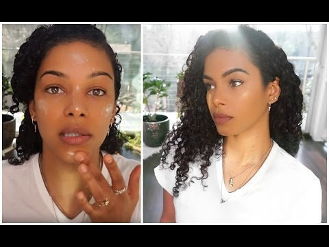 0 to 100 (Full Face) Foundation Routine // Talk through