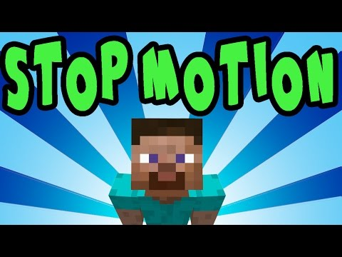 Minecraft Song Stop Motion [video game song]
