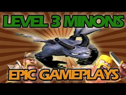 100 Level 3 Minion Awesome Battles! + Top 200 Clan Shoutout!
