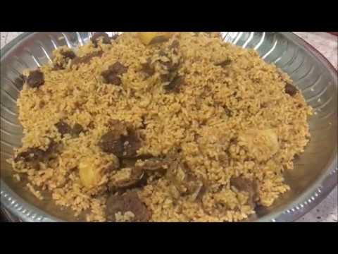 Beef Dum Biriyani