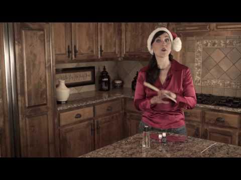 DIY Artificial Christmas Tree Scented Sticks Using Essential Oils