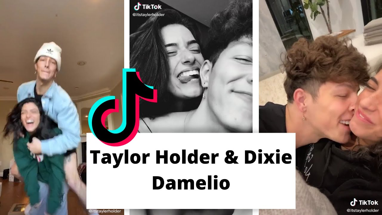 Dixie Damelio and Taylor Holder
