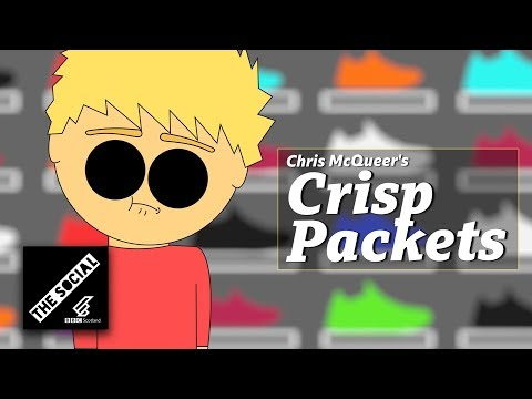 Chris McQueer's Crisp Packets