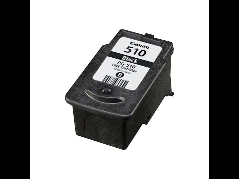 How to Reset Canon Ink Cartridges with Printhead and Cancel Error Message