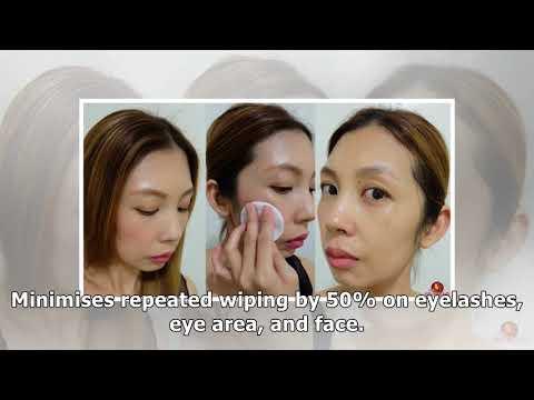Product Review: Biorè Cleansing Line- Oil Cotton Facial Sheets, URU URU 2in1 Cleanser, Cleansing Oi