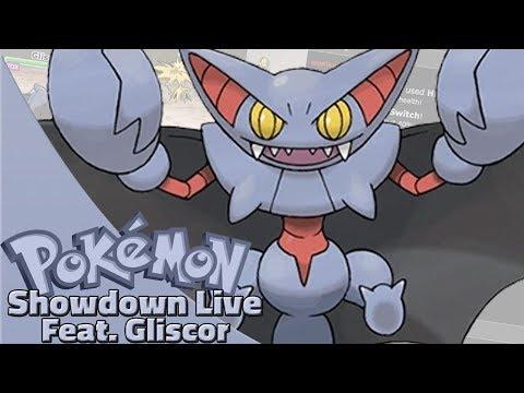 Swords Dance Gliscor Team! Pokemon Sun and Moon OU Showdown Live W/OPJellicent (Smogon OU Team)