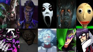Defeats Of My Favorite Video Game Villains Part 18