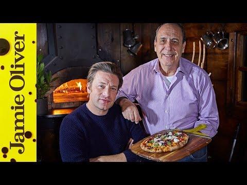 Margherita Pizza🍕 (Pizza Julietta) | Jamie Oliver & Gennaro Contaldo
