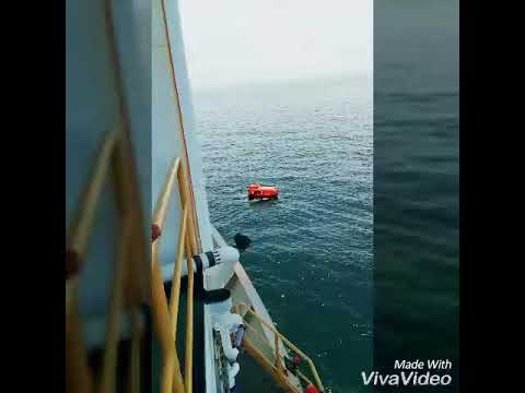 Sevan Louisiana / Lifeboat and Fast Rescue Boat Test
