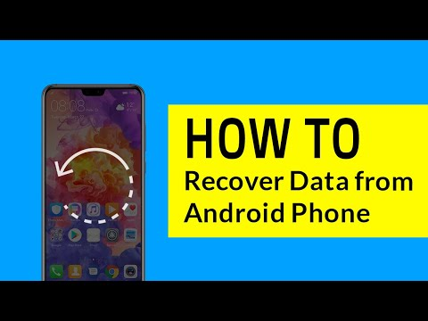 How to Recover Data from Android Phone (Broken Phone Supported)