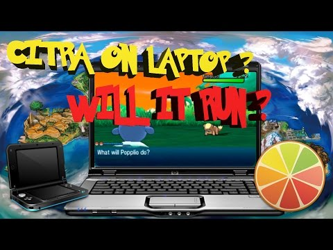 Can You Run 3DS Games On Laptop? [3DS EMULATOR]