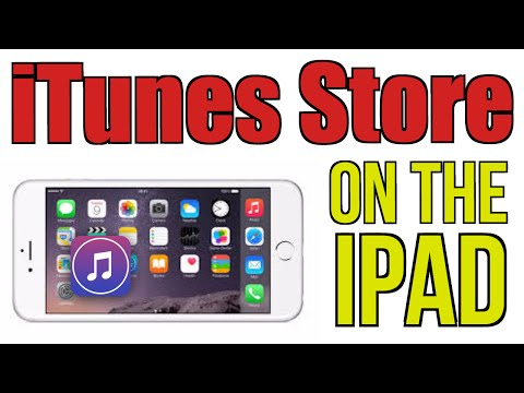How to use the iTunes Store on the iPad