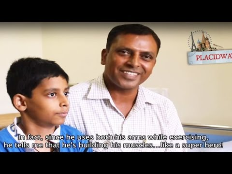 Stem Cell Therapy for Cerebral Palsy - Patient After Stem Cell Treatment