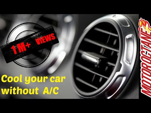 Car cooling without AC in 1 minute in Hindi | MotorOctane
