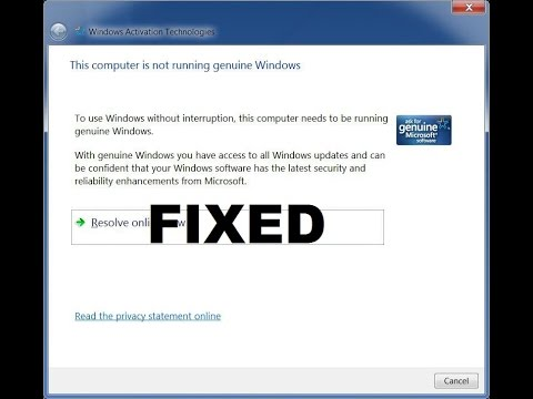 How to Fix Windows pop-up