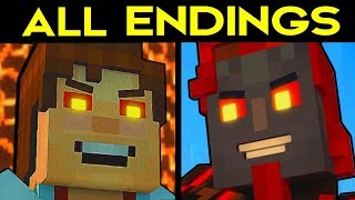 What If You Do Nothing Minecraft Story Mode Season 2