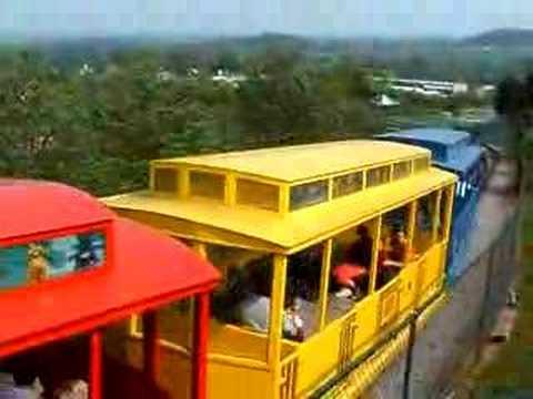 Hill Train at Legoland Windsor