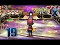 Let's Play Pokemon: X - Part 19 - Laverre Gym Leader Valerie