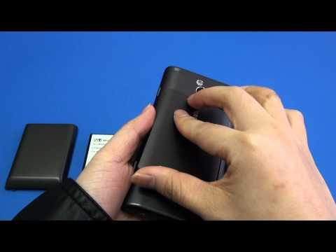 Mugen Power extended battery for Samsung Omina 7 i8700