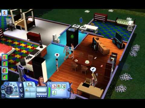 Sims3: Cheats for Mac only