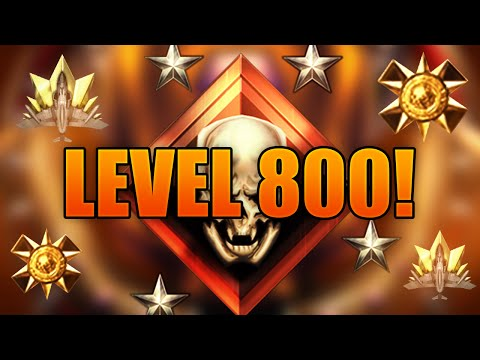 BO3 SnD - LEVEL 800 - Using the new sight buffs!