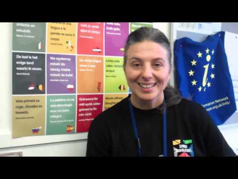 Juvenes Translatores 2013 - interview with a teacher from La Retraite School