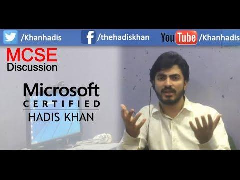 MCSA & MCSE Server 2012 Training Details [Urdu-Hindi] Part 01