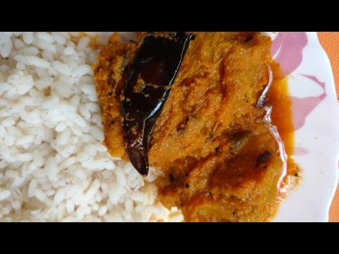 How to make Mango curry / Mambazha curry recipe