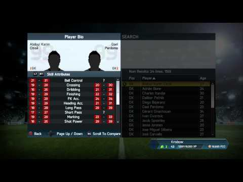 FIFA 14 - SIM Career Mode - Dundee Utd - Ep 1