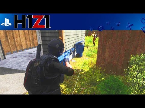 31 SOLO WINS - BEST H1Z1 PLAYSTATION 4 TIPS! (H1Z1 PS4 Gameplay)