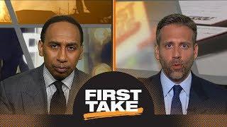 First Take debates if Kemba Walker to Cavaliers could keep LeBron James   First Take   ESPN