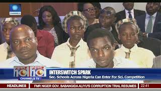 Interswitch Unveils Science Competition For STEM Talents