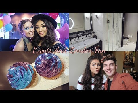 Events And London Fun | Vlog