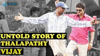 This is how Vijay became a Superstar   Untold Story Of Thalapathy Vijay   Ashok Raja Interview