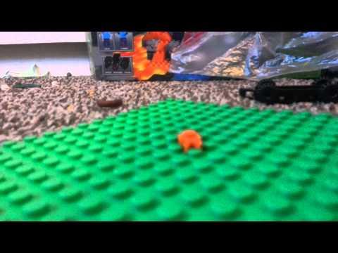 How to build a mini Lego penguin