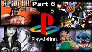 TOP PS1 GAMES (PART 4 of 9) OVER 150 GAMES!!