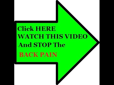 Constant Lower Back Pain ? Have a Knot in Back This Can Help
