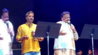 SPB 50 World Tour, Detroit - S. P. B. and S. P. B. Charan sing Anbe Anbe