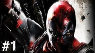 NEW Deadpool Gameplay Walkthrough Part 1 includes Mission 1 of the Story for Xbox 360, Playstation 3 and PC in HD. This Deadpool Gameplay Walkthrough will also include a Review and the Ending.  Subscribe: http://www.youtube.com/subscription_center?add_user=theRadBrad Twitter: http://twitter.com//thaRadBrad Facebook: http://www.facebook.com/theRadBrad  Deadpool is an action hack and slash third person shooter video game based on the Marvel Comics character of the same name developed by High Moon Studios and published by Activision. The game was for Microsoft Windows, PlayStation 3 and Xbox 360. Marvel Characters that make an appearance in Deadpool are: Deadpool (Wade Wilson), Psylocke (Elizabeth Braddock), Wolverine (Logan), Domino (Neena Thurman), Mister Sinister (Nathaniel Essex), Cable (Nathan Summers), Death, Vertigo, Blockbuster (Michael Baer), Arclight (Phillipa Sontag) and the X-Men.