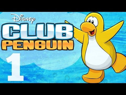 Club Penguin : Let's play - Kitty Cat Puffle [1]