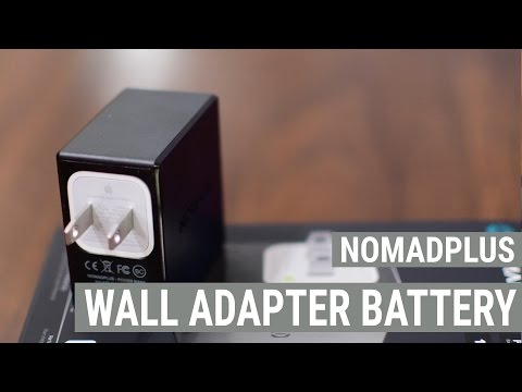 Upgrade Your Apple Charger with NomadPlus Battery Pack Adapter