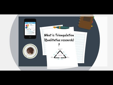 What is Triangulation (Qualitative research) ?
