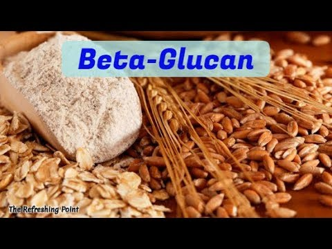 Beta Glucan - Heart Healthy Fiber that Can Boost Immune System & Lower Risk for Cancer & Diabetes