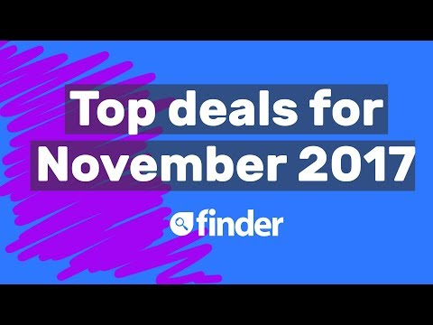 Monthly deals round-up for November 2017