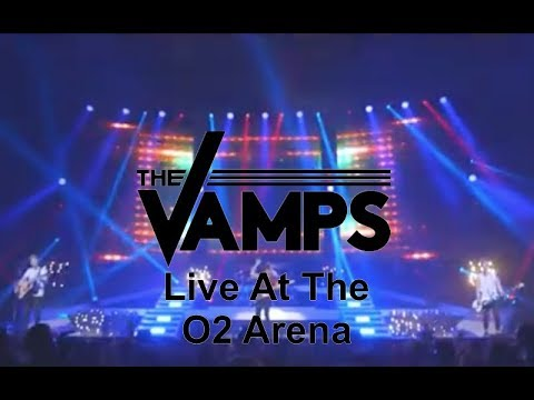The Vamps Live At The O2 Arena